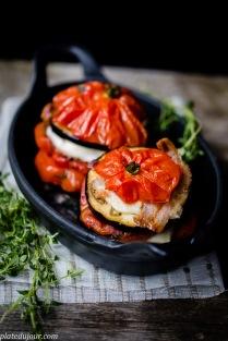 Millefeuille de Tomates