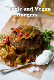 Vegan Burgers