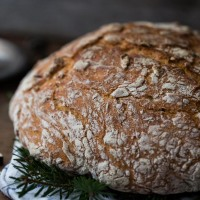 Bread with Herbs, not only for Christmas