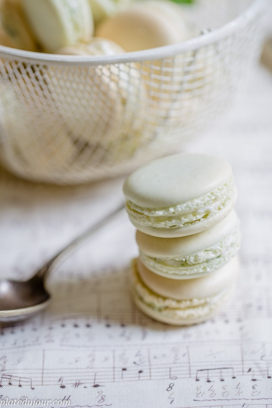 French macarons 5