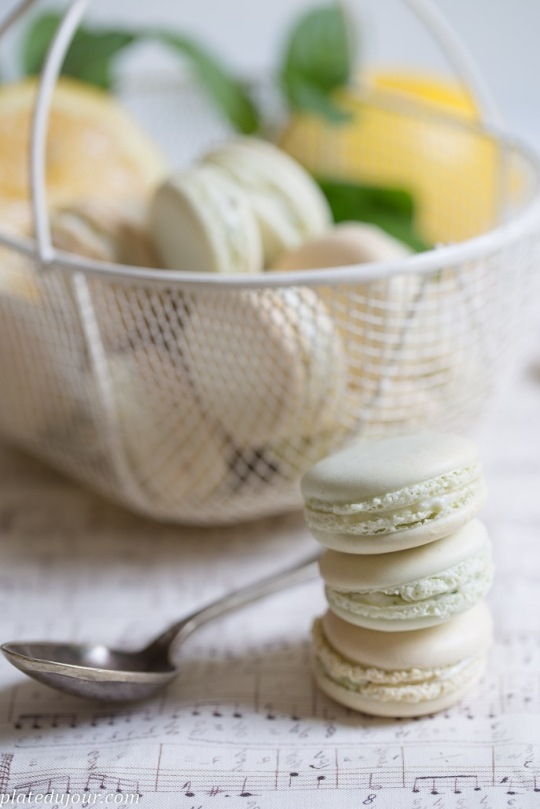 French macarons 6